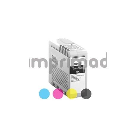 Cartuchos tinta T8508 / Tinta compatible Epson T8508