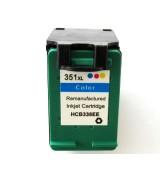 Cartucho compatible HP 351 XL - Color - 18 ML