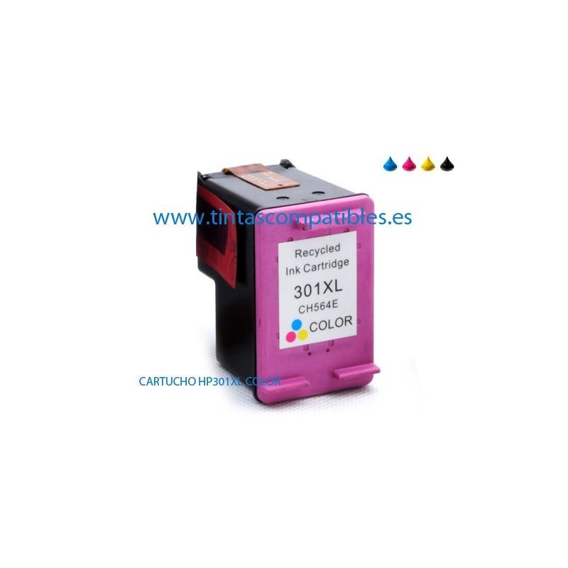 Comprar Cartucho de tinta compatible HP 301 XL Color 16 ML
