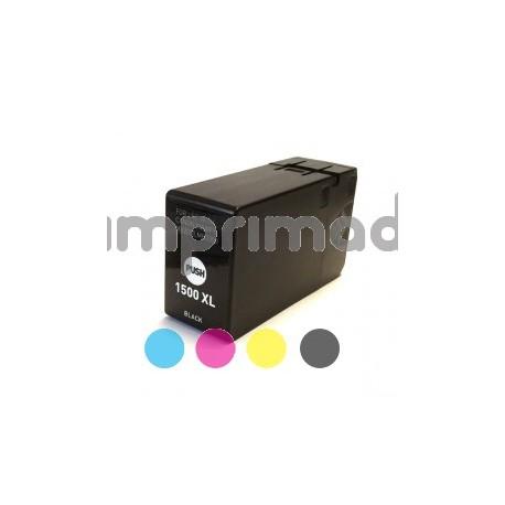 Cartucho de tinta compatible Canon PGI1500xl / Canon 9182B001 Negro