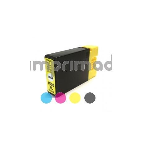 Tinta compatible Canon PGI 1500xl / Cartucho Canon 9195B001