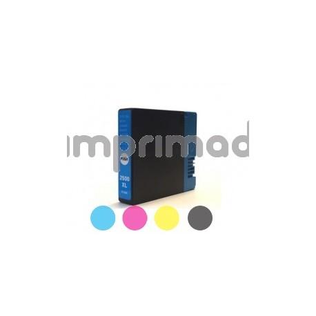 Cartucho compatible Canon PGI 2500XL / Tintas canon 9265B001