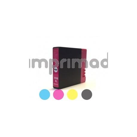 Cartucho Canon PGI 2500XL compatible / Tintas Canon 9266B001 alternativo