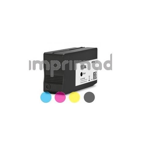 Cartucho de tinta compatible HP 953XL / Cartuchos HP 957XL