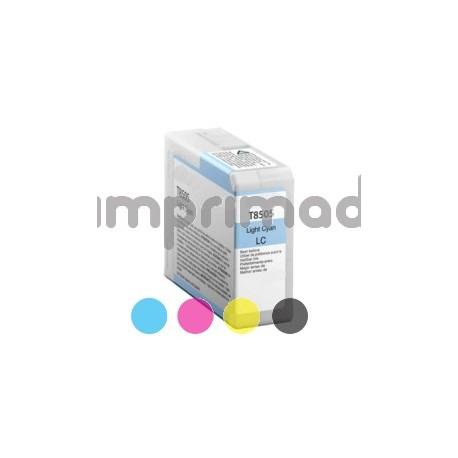Cartuchos Epson T8505 Compatibles