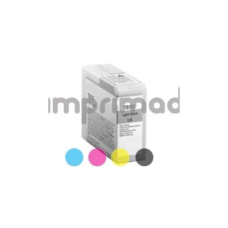 Cartuchos tinta Epson T8507 / Compatible Epson T8507