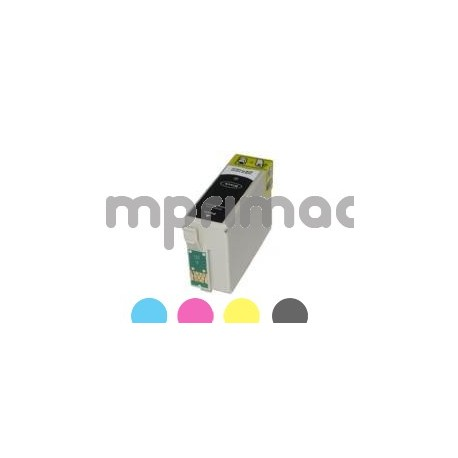 Cartuchos de tinta compatibles Epson T3471. Cartucho tinta Epson T3461.