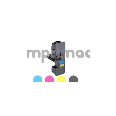 Toner compatible Kyocera TK-5240 Cyan. Venta cartuchos toner compatibles Kyocera.