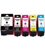Cartuchos tinta compatibles Epson T02G1 / Epson T02E1