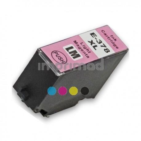 Cartucho tinta genérico Epson T3786 / Cartuchos genéricos Epson T3796 / Cartuchos tinta genéricos Epson 378XL