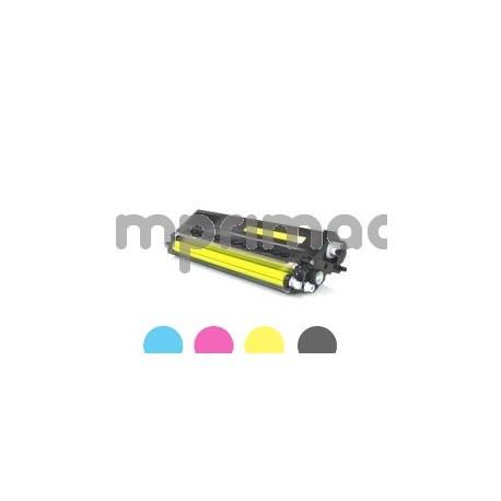 Cartuchos Toner compatibles Brother TN910 Amarillo
