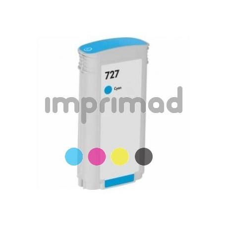 Cartuchos compatibles HP 727