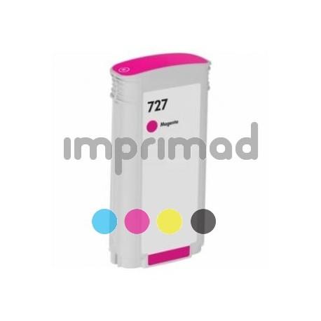 Cartuchos de tinta reciclados HP 727
