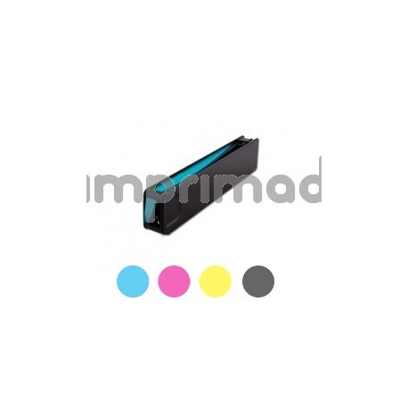 Cartuchos compatibles HP991X / Cartucho compatible HP991A