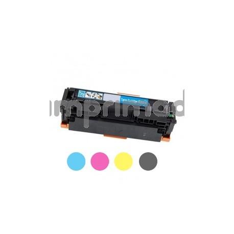 Cartucho de Toner compatible HP W2031X / W2031A