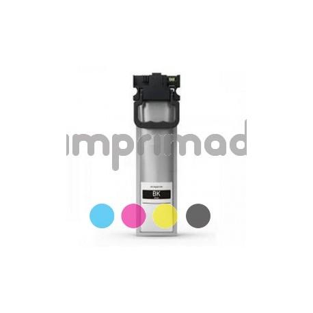 Cartuchos tinta compatibles Epson T9641L / Tintas compatibles T9651XL / Tinta compatible T9661XXL