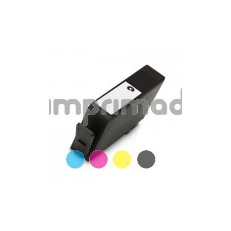 Cartucho de tinta compatible HP 912XL Negro