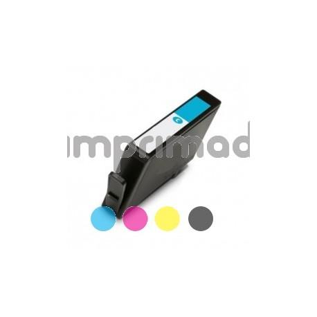Cartuchos de tinta compatibles baratos HP 912XL