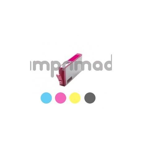 Tinta reciclada HP 364 XL - Comprar cartuchos tinta compatibles HP364 XL