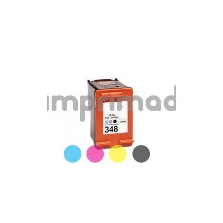 Tinta reciclada HP 348 / Comprar toner compatible HP