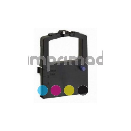 Cinta matricial compatible Oki ML182 / ML280 / ML3320 Negro