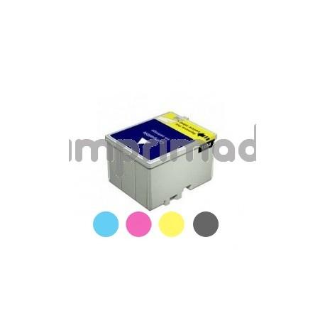 Cartucho tinta baratos Epson T005 Tricolor