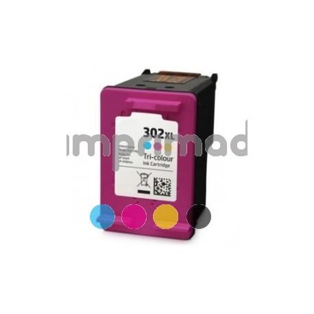 www.tintascompatibles.es - Tinta compatible HP 302XL / F6U67AE Tricolor