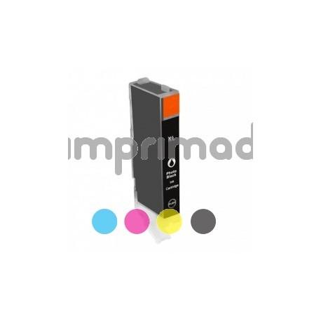 www.tintascompatibles.es - Cartucho de tinta reciclado Canon CLI571XL / Canon 0331C001 negro