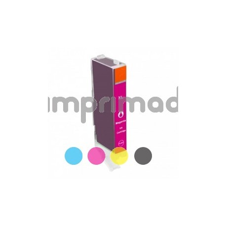 Cartuchos de tinta Canon CLI571XL / Canon 0333C001 magenta