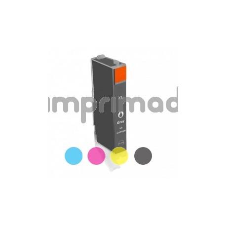 Cartuchos de tintas Canon CLI571XL / Canon 0335C001 gris