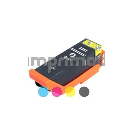 Venta Cartuchos tinta Epson T3351 / T3331 / 33XL negro