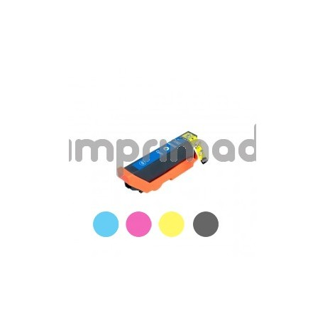 Comprar Cartucho compatible Epson T3362 / T3342 / 33XL cyan
