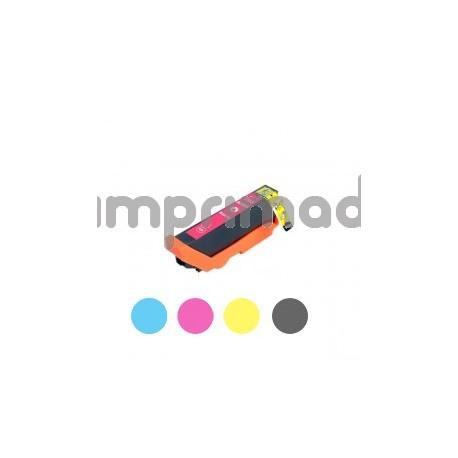 Cartuchos tinta compatibles Epson T3363 / T3343 / 33XL magenta