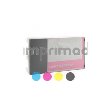 Cartuchos de tinta compatible T6036 magenta light