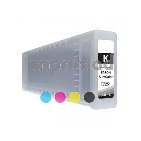 Cartucho de tinta compatible Epson T7251 / Cartuchos tinta compatibles Epson baratos