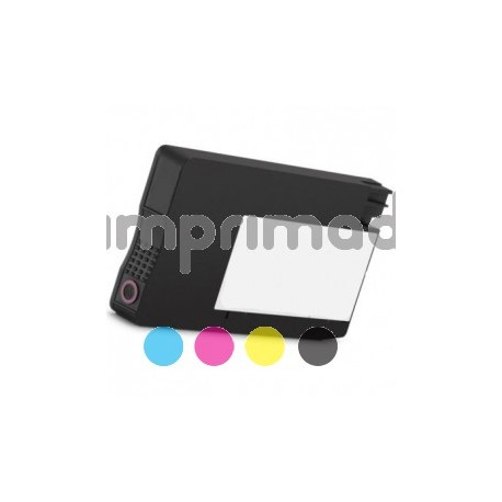 Comprar Cartucho tinta compatible HP 963XL Magenta