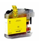 www.tintascompatibles.es - Tinta reciclada barata Brother LC225XL amarillo