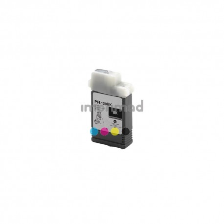 Cartuchos tinta compatibles Canon PFI120 Negro - 2885C001