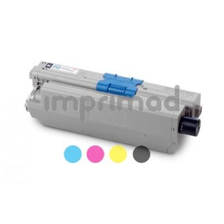 www.tintascompatibles.es - Cartuchos Toner compatibles Oki Executive ES3452 MFP / ES5431 DN / ES5462 MFP negro