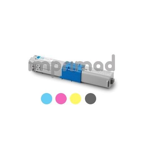 www.tintascompatibles.es - Cartucho Toner compatible Oki Executive ES3452 MFP / ES5431 DN / ES5462 MFP cyan