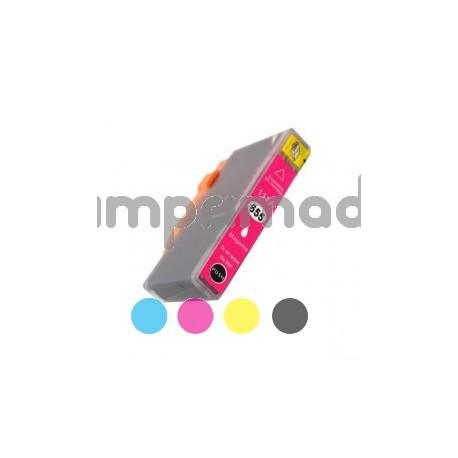 www.tintascompatibles.es - Cartuchos compatibles HP 655M / CZ111AE / Magenta