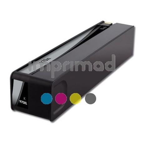 www.tintascompatibles.es - Cartuchos de tinta HP 970XL negro / CN625AE