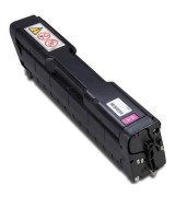 www.tintascompatibles.es - Cartucho Toner compatible Ricoh Aficio SP C231 / C310 magenta