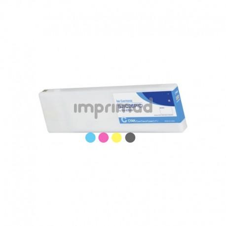 Cartucho tinta genérico Epson SJIC30P Cyan