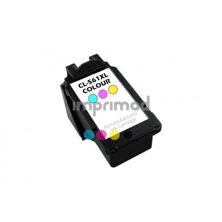 Cartuchos tinta Canon CL561XL Compatible