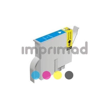 www.tintascompatibles.es - Tinta compatibles Epson T0342 Cyan