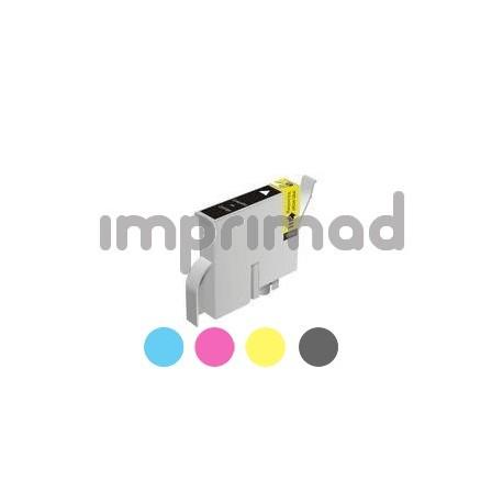 www.tintascompatibles.es - Tintas baratas Epson T0348 - Negro mate