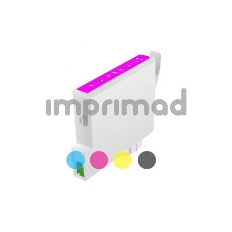 Tinta reciclada T0543 - Magenta - 17 ML