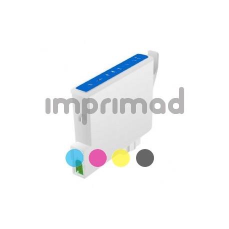 Tintas compatibles T0549 - Azul - 17 ML