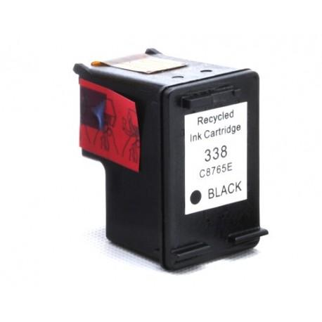 Cartucho compatible HP 338 - Negro - 20 ML